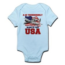 A-10 Thunderbolt Infant Bodysuit