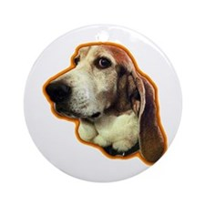 quincy Ornament (Round)