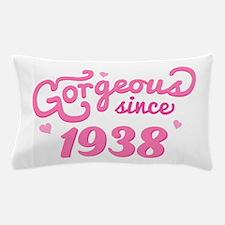 1938 Birth Year Gorgeous Pillow Case