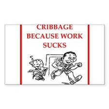 cribbage Decal