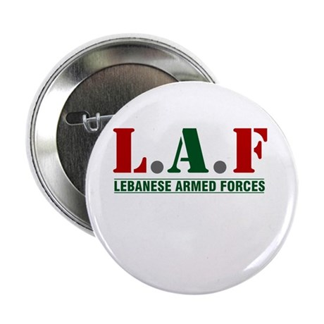 """Lebanese Armed Forces 2.25"""" Button (10 pack)"""