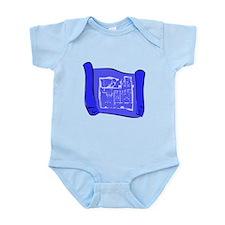 Blueprint Body Suit