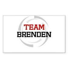 Brenden Rectangle Decal