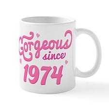 1974 Birth Year Gorgeous Mug