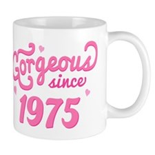 1975 Birth Year Gorgeous Mug