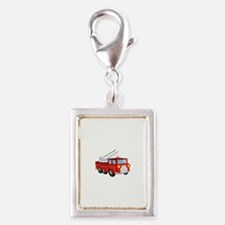 Fire Truck Charms