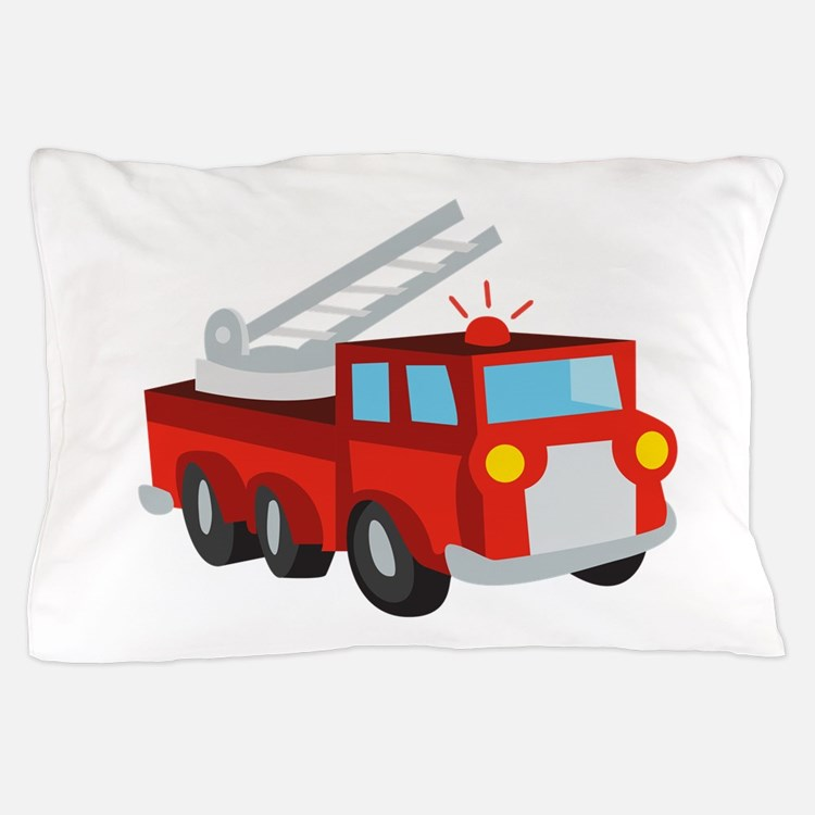 Fire engine bedroom accessories uk