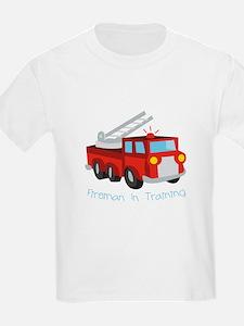 Fireman In Training T-Shirt