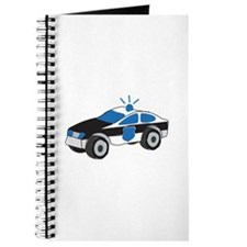 Police Car Journal