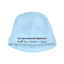 You can never be duplicated baby hat