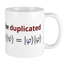 You can never be duplicated Mugs