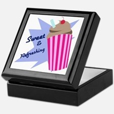 Sweet And Refreshing Keepsake Box