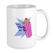 Cherry On Top Mugs