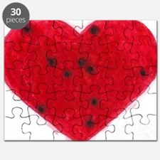 a wounded heart Puzzle
