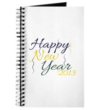 New Year 2013 Journal