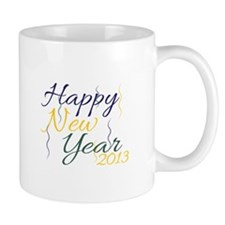 New Year 2013 Mugs