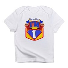 Superhero 1st Birthday Infant T-Shirt