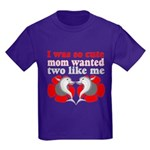 twins mom two T-Shirt