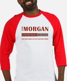 TEAM MORGAN Baseball Jersey