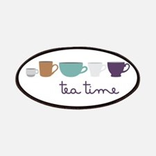 Tea Time Patches