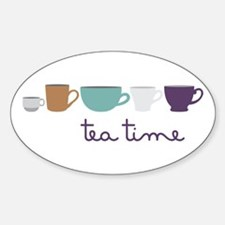 Tea Time Decal