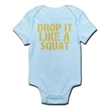 DROP IT LIKE A SQUAT Body Suit