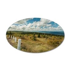 View from Brockway Mountain Wall Decal