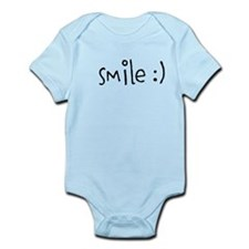 BE POSITIVE. BE KIND. SMILE. Body Suit
