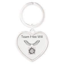 Team free will design Keychains
