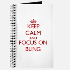 Unique I love bling Journal