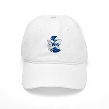 Yes for Scotland Baseball Cap