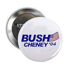 Bush/Cheney 2004 Button