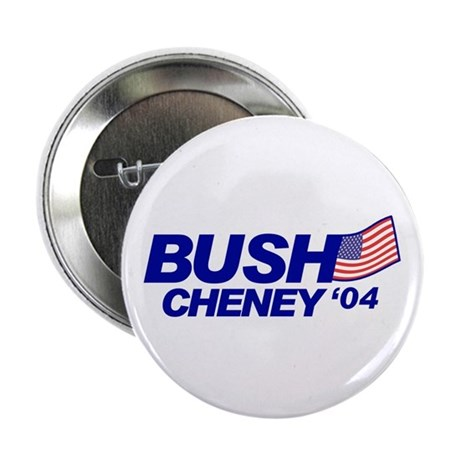 Bush/Cheney 2004 Button