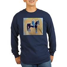 Jesus Rides Candy, Sharyl Long Sleeve T-Shirt