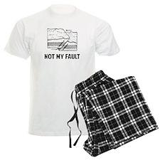 Not My Fault Pajamas