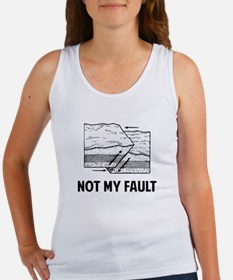 Not My Fault Tank Top