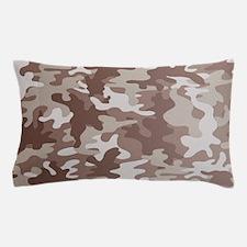 Camouflage desert Pillow Case