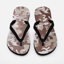 Camouflage desert Flip Flops