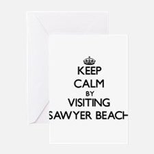 Keep calm by visiting Sawyer Beach New Hampshire G