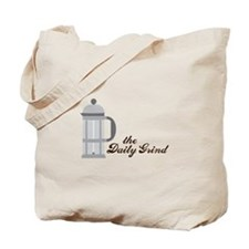 The Daily Graind Tote Bag