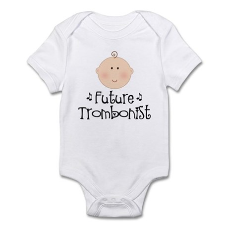 Future Trombonist Infant Bodysuit