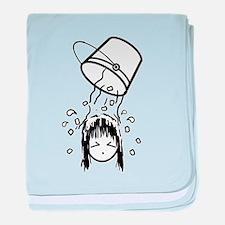 Unique Water boy baby blanket