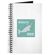 Unicorn Of The Sea Journal