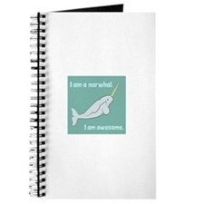 I Am A Narwhal Journal