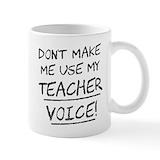 Teach Coffee Mugs