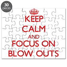 Unique Blow movie Puzzle