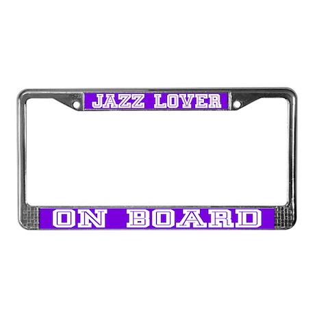 [Image: jazz_lover_license_plate_frame.jpg]