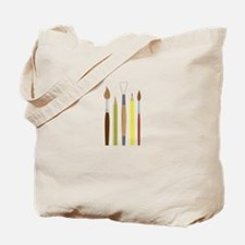 Artists Tools Tote Bag