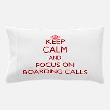 Unique Boarding school Pillow Case