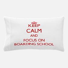 Funny Boarding school Pillow Case